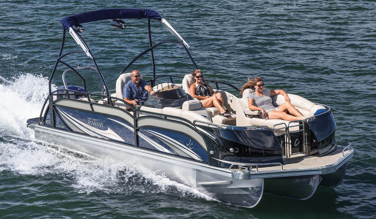 2017 SportToon Pontoon Boats