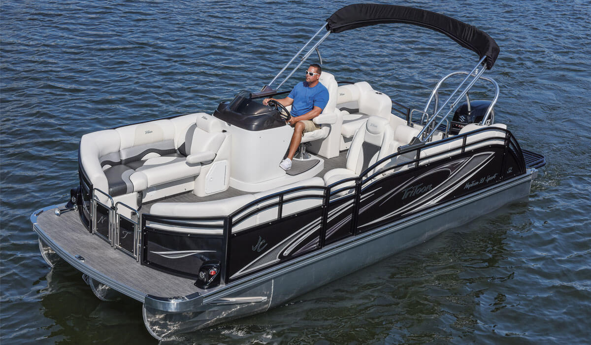 2018 NepToon Pontoon Boats