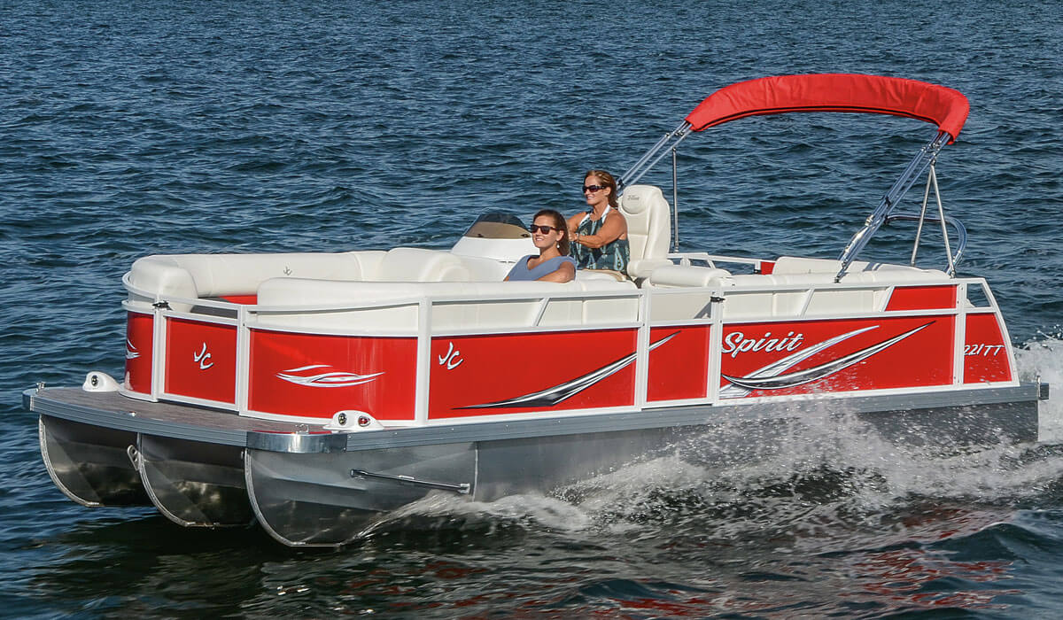2018 Spirit Pontoon Boats