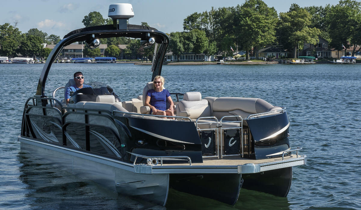 2018 SportToon Pontoon Boats