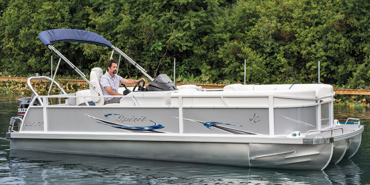 JC TriToon Marine | Pontoon Boats